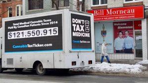 'Un-Canadian': Big cannabis slams Ottawa's taxation of medical marijuana
