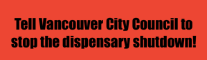 Save Vancouver's Dispensaries!
