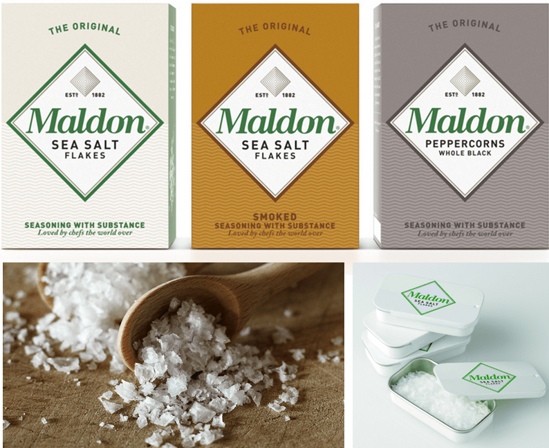 A to Z of Ingredients: Maldon Salt - Rapeseed Oil - The