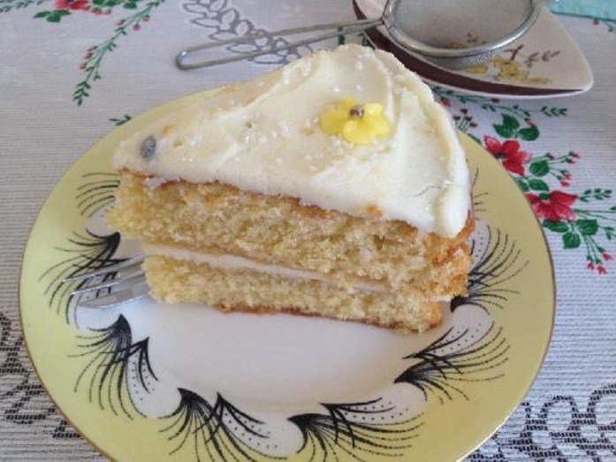 A slice of heaven from Cup & Saucer Tearoom. Image: tripadvisor