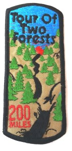 Finisher's Patch TOTF 1980