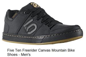 Five Ten Canvas Mountain Bike Shoes - Men's