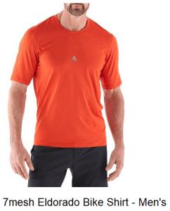 7mesh Eldorado Bike Shirt - Men's