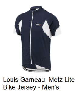 Louis Garneau  Metz Lite Bike Jersey - Men's