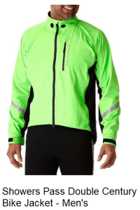 Showers Pass Double Century Bike Jacket - Men's