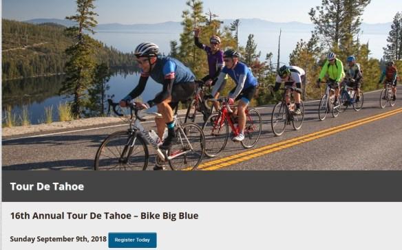 Tour de Tahoe 2018