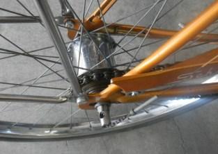 3-speed bike