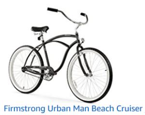 Firmstrong Urban Man Beach Cruiser