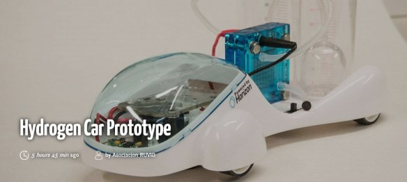 Hydrogen Car Prototype