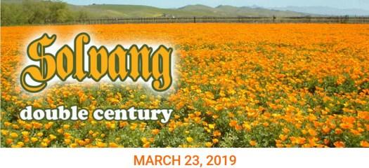 Solvang Double Century Spring 2019