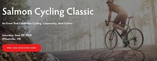 Salmon Cycling Classic 2019