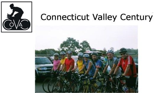 Connecticut Valley Century 2019