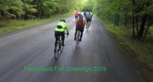 Penninsula Fall Challenge 2019