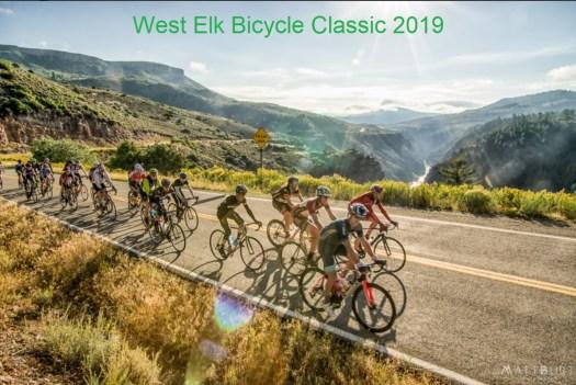 West Elk Bicycle Classic 2019