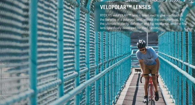 RydersEyewear Velopolar Lenses