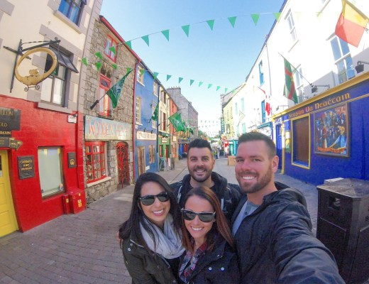 Galway, Ireland, Travel Buddies