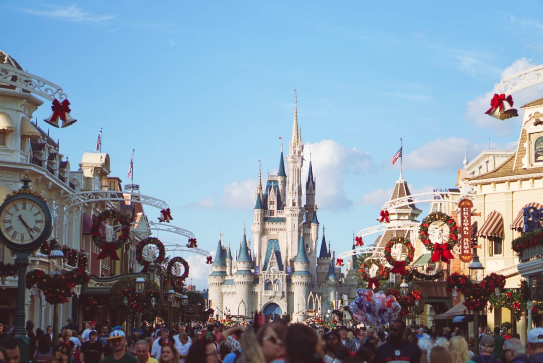 when to visit Disney World, Disney crowds, best time to visit