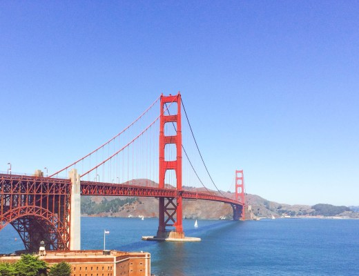 San Francisco, Golden Gate Bridge, Ride the Bridge, California, Tourist
