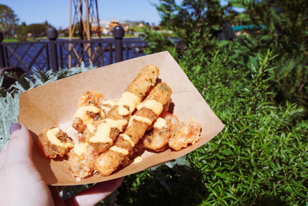 Epcot Flower and Garden Festival 2018, Primavera Kitchen, Italy, World Showcase, Food Favorites, Eat Around the World, Walt Disney World, Epcot Festival, What to Eat at Epcot, #disneytips #festivalfood #waltdisneyworld #disneyblogger