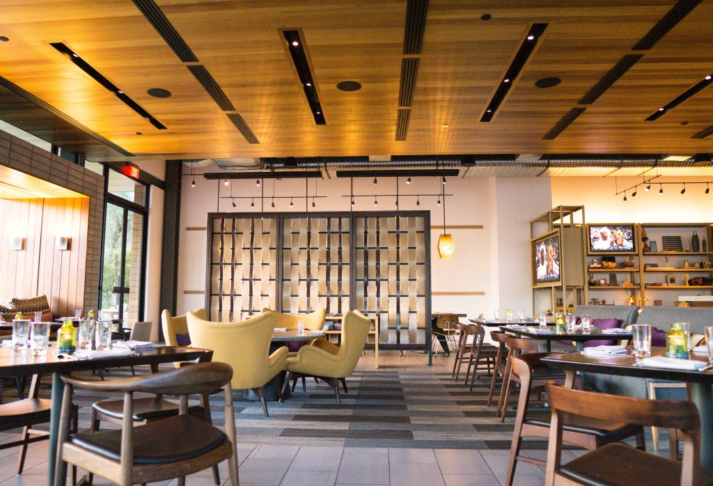 Weft & Warp Art Bar and Kitchen, Places to Stay in Scottsdale, Andaz Scottsdale #hyatt