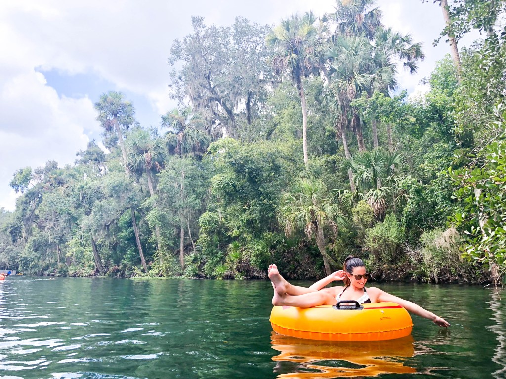 Blue Spring State Park, Tubing, things to do near Orlando