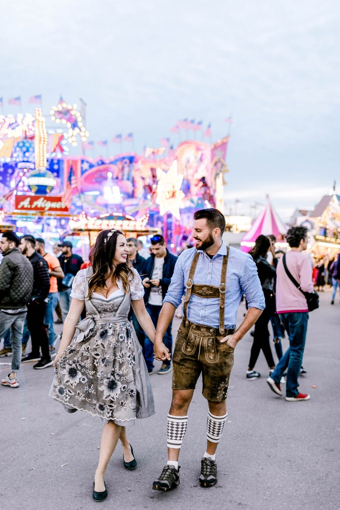 What to Wear to Oktoberfest - traditional attire