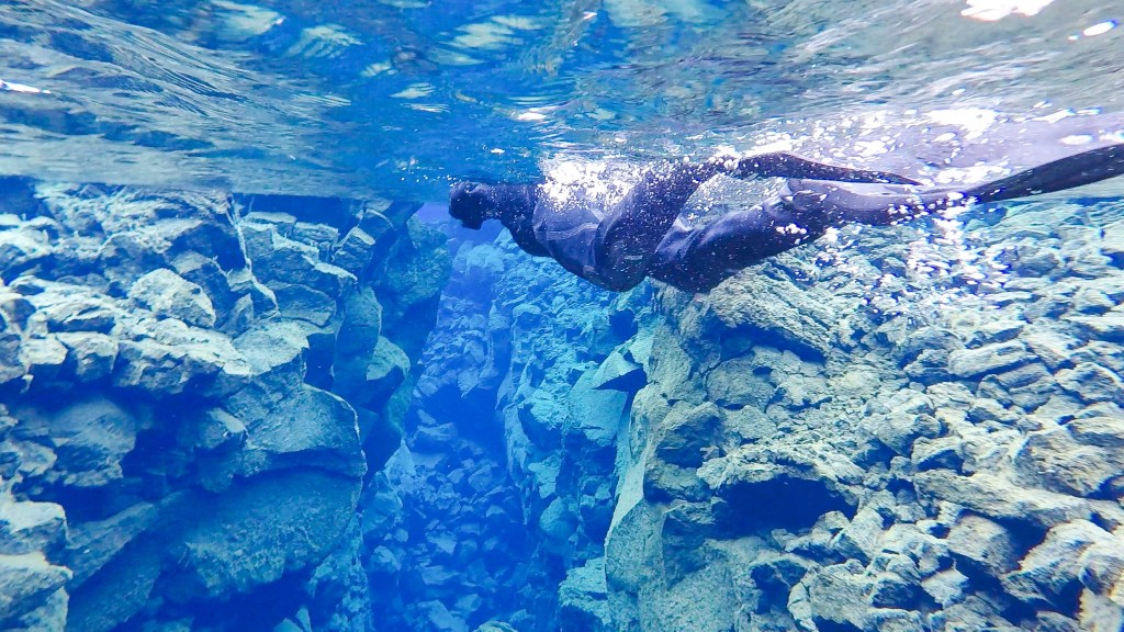 Snorkeling the Silfra