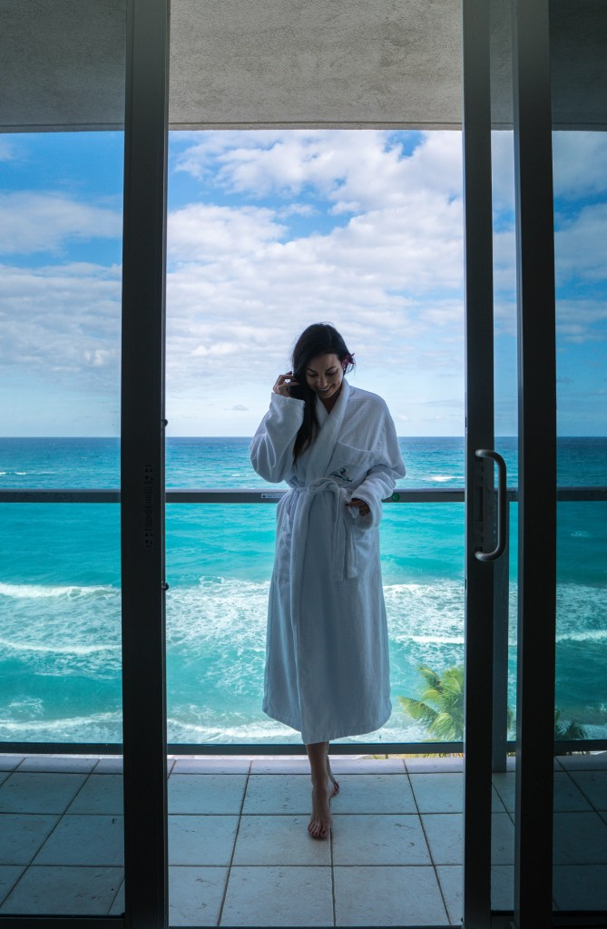 Ocean views at Jupiter Beach Resort and Spa