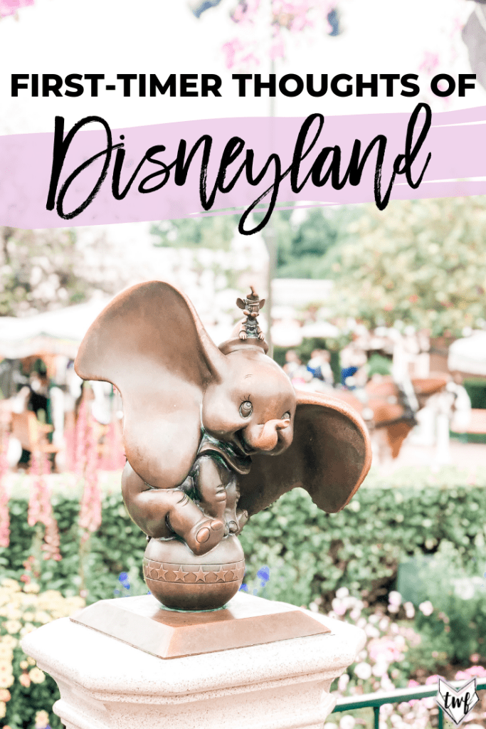 First-timer Thoughts of Disneyland Resort from a WDWAP // Disneyland, California Adventure, First time at Disneyland, Disneyland Tips & Tricks, Things to do at Disneyland, Disneyland vs. Disney World #disney #disneyap #disneyland #wdw #disneyworld