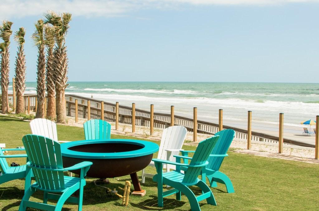 Views from Cocina 214 in Daytona Beach, Florida