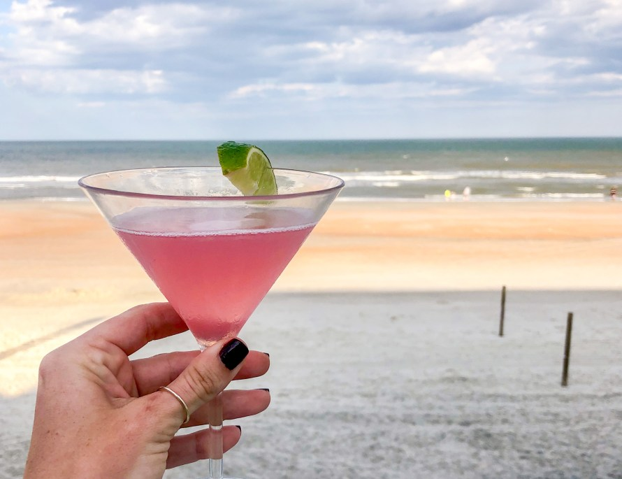 5 Places for Drinks with a View in Daytona Beach, Florida // where to grab drinks in Daytona Beach
