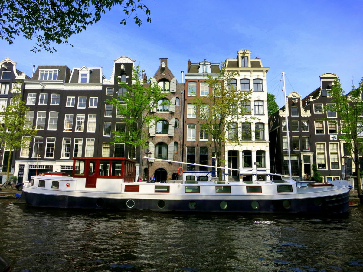 10 Places to Visit in Europe This Spring :: nice places to visit in Europe in April and May :: Amsterdam, Netherlands