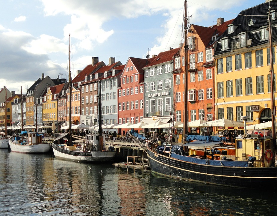 10 places to visit in Europe this spring: Winter is harsh in the Danish capital but when spring comes around the city starts to stir again. Explore the city on a bike to feel like a local.