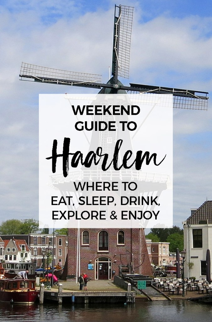 Haarlem is a terrific place to visit for the day or weekend. Here are things to do to keep you entertained, plus places to eat and Haarlem hotels. Top Things To Do in Haarlem : The Weekend Guide to Haarlem : Holland