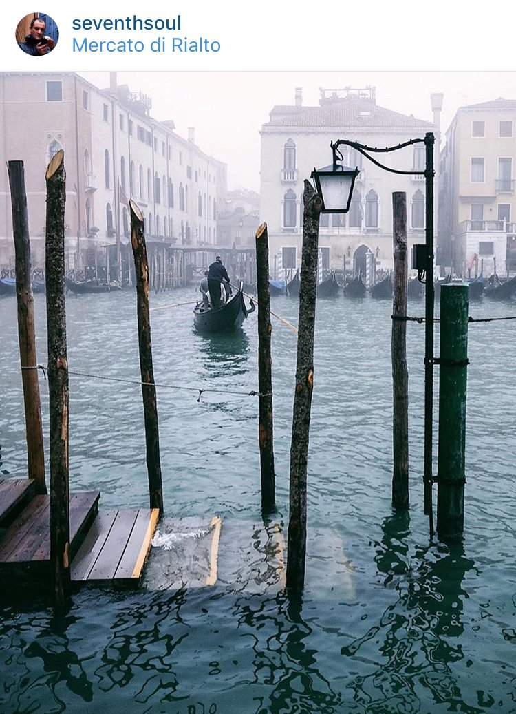 There are some special Instagrammers who do a particularly amazing job of capturing the beauty and mystery of La Serenissima. Let's take a look at some of the best Venice instagrams.