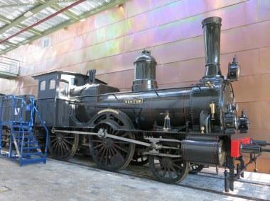 Spoorweg or Railway Museum Utrecht