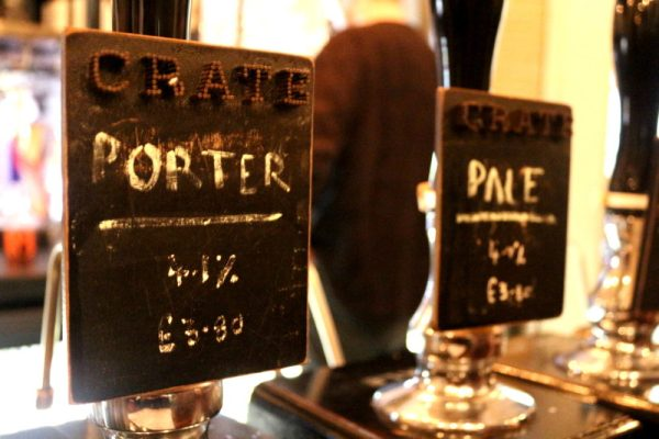 3 Cool Craft Beer Spots in London