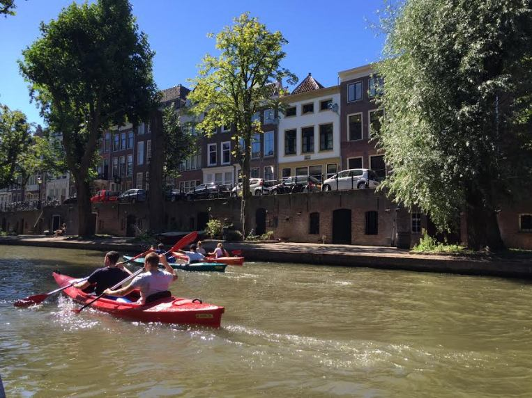 Things To Do in Utrecht Utrecht is a charming city in the center of the Netherlands. There's lots to do including walking the lovely canals, shopping and museums! Let's go!