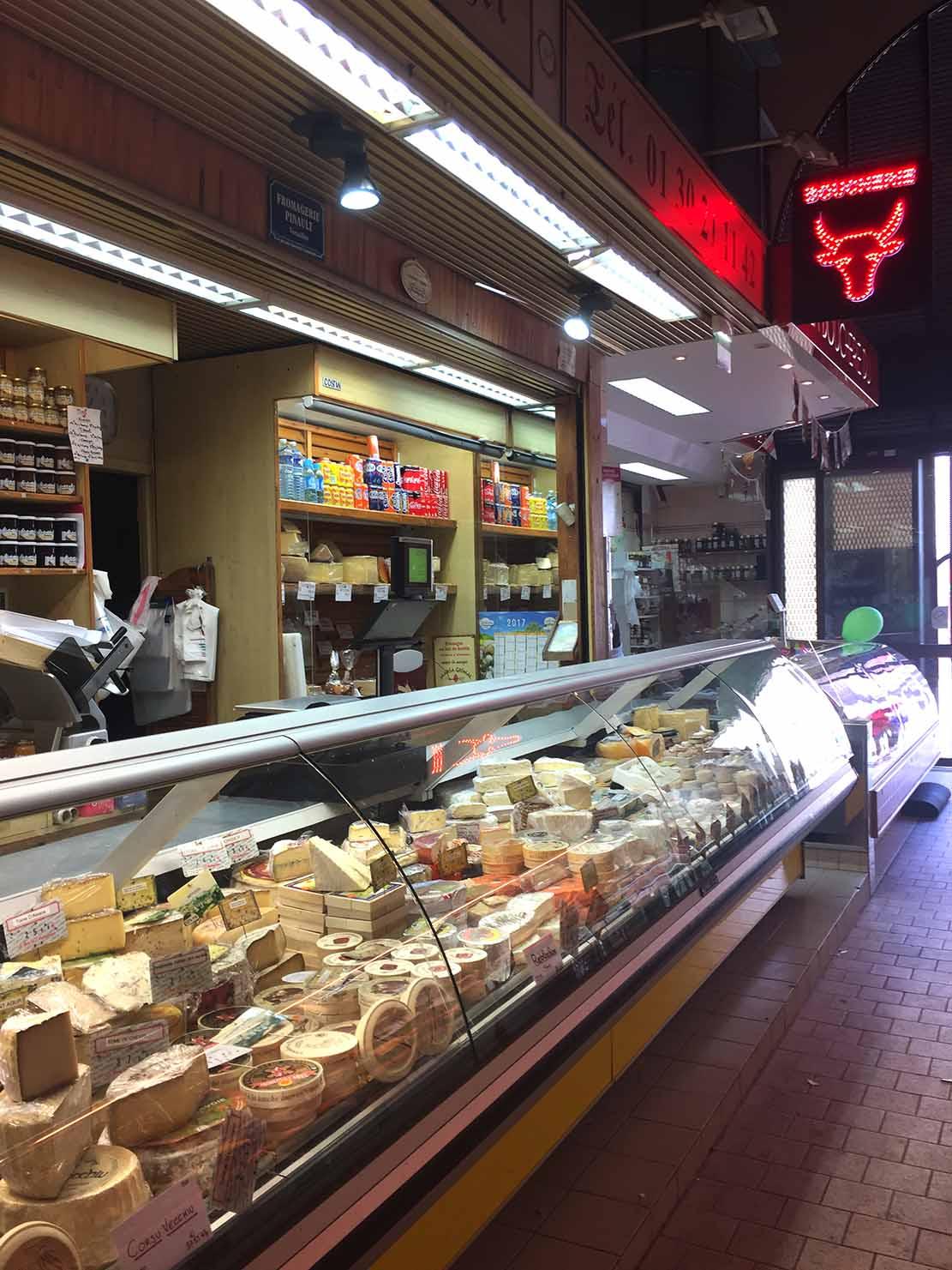 versailles cheese shop - picnic at versailles