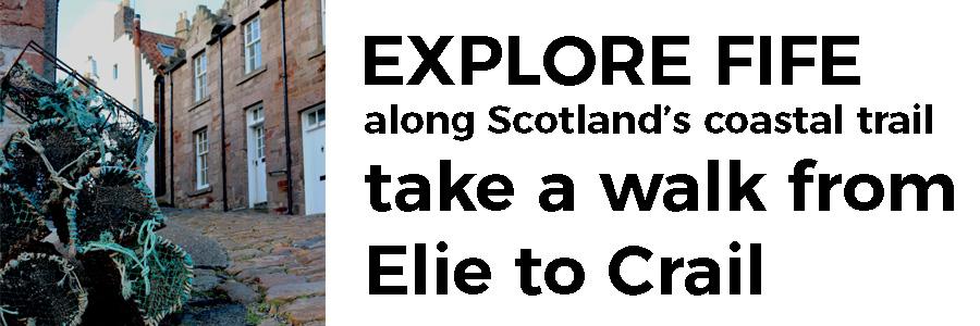 Explore Fife along Scotland's Coastal Path