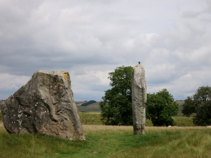 Avebury Stone Circles - This Neolithic monument contains three stone circles that surround the village of Avebury. Stonehenge may be better known but Avebury is the largest stone circle in Europe.
