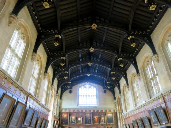 Weekend in Oxford: 8 Things To Do- christ church college