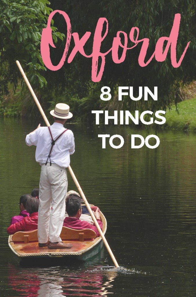 Weekend in Oxford: 8 Things To Do