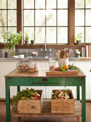A Greener Kitchen
