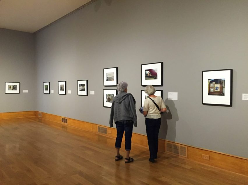 You maybe surprised by the Des Moines Art Center. Their collection is fabulous, the buildings are designed by renowned architects and most shocking of all... entry is FREE!