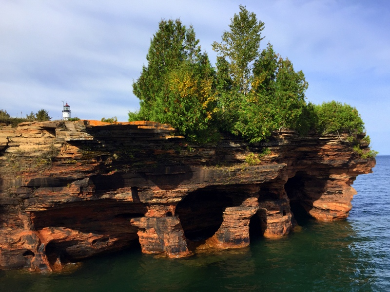 Apostle Islands National Lakeshore :: Apostle Islands Things To Do :: Wisconsin :: Lake Superior