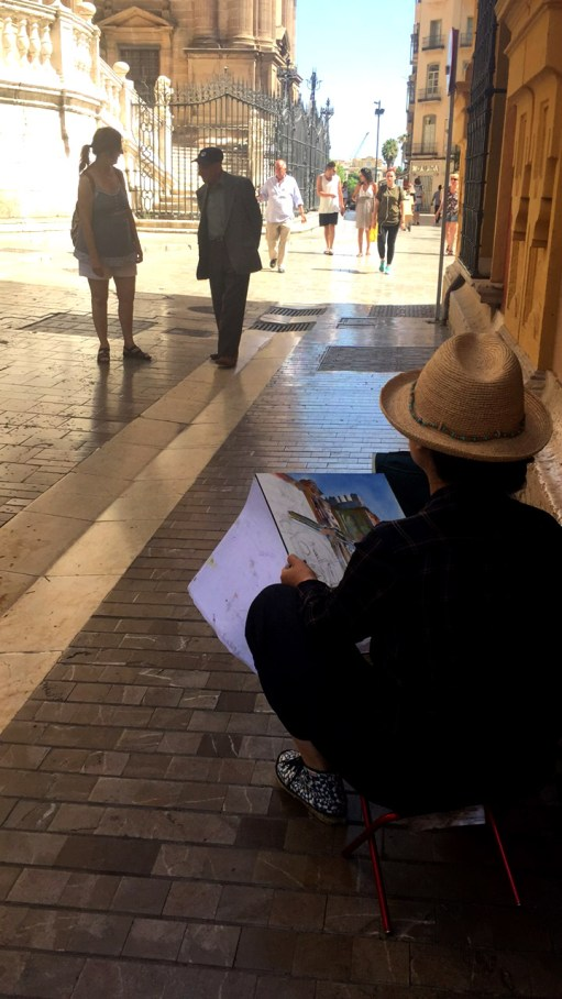 Travel is the perfect opportunity to get inspired. Beautiful views and novel experiences may make you want to break out your art supplies and start creating!