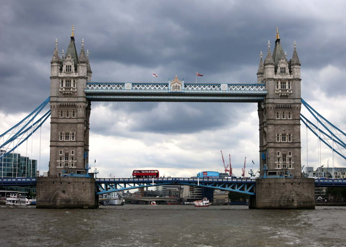 Tower Bridge - London Pretty Places - The Weekend Guide