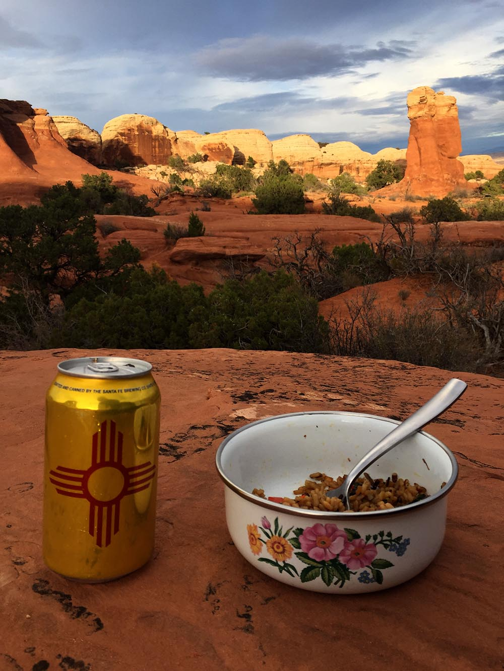 camping food - Here are 7 tips for an awesome car camping experience geared toward first timers.