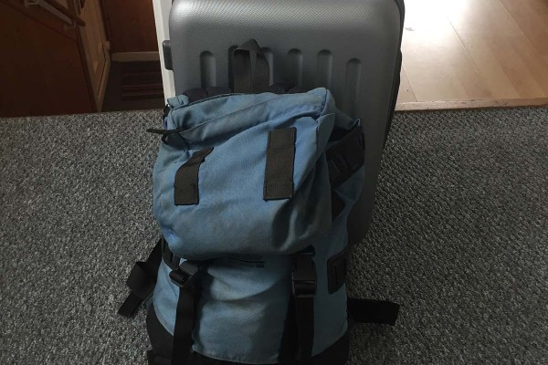 I hate carrying lots of stuff when I travel! I curse every step while lugging a suitcase up stairs or over cobblestones. Here are my tips for packing light.